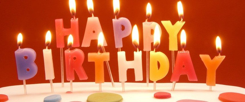 Happy Birthday and why most of us choose not to celebrate anymore