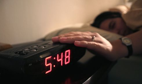 Snooze Button - Why can't you stop hitting the snooze button